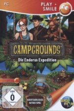 Campgrounds, Die Endorus Expedition, 1 DVD-ROM