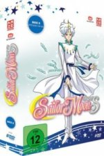 Sailor Moon SuperS, 5 DVDs. Vol.8