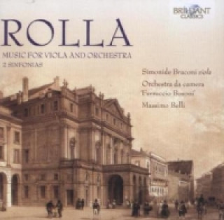 Music For Viola And Orchestra / 2 Sinfonias