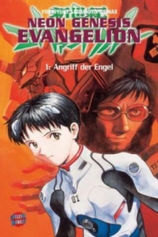 Neon Genesis Evangelion - Angriff der Engel