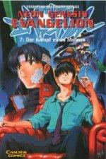 Neon Genesis Evangelion - Der Kampf eines Mannes