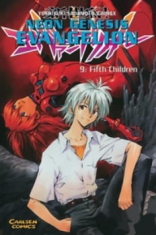 Neon Genesis Evangelion - Fifth Children