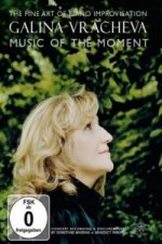 GALINA VRACHEVA - Music of the Moment, 1 DVD + 1 Audio-CD