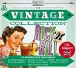 Rock 'N' Roll - The Vintage Collection, 3 Audio-CD