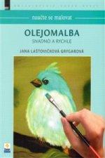 Naučte se malovat Olejomalba snadno a rychle