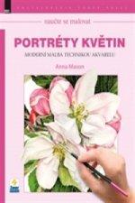 Naučte se malovat Portréty květin