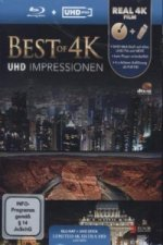 Best of 4K UHD Impressionen, 1 Blu-ray (UHD Stick in Real 4K + Blu-ray; Limited Edition)