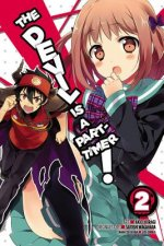 Devil Is a Part-Timer!, Vol. 2 (manga)