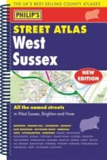 Philip's Street Atlas West Sussex