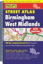 Philip's Street Atlas Birmingham and West Midlands