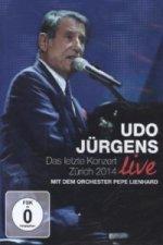 Das letzte Konzert - Zürich 2014 live, 1 DVD
