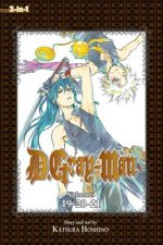 D. Gray-Man 3-in-1 Edition 7