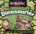 Brain Box (Kinderspiel), Dinosaurier