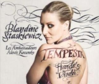Blandine Staskiewicz - Tempesta, 1 Audio-CD