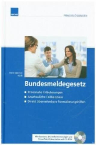 Bundesmeldegesetz
