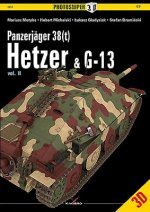 PanzerjaGer 38(t) Hetzer & G-13