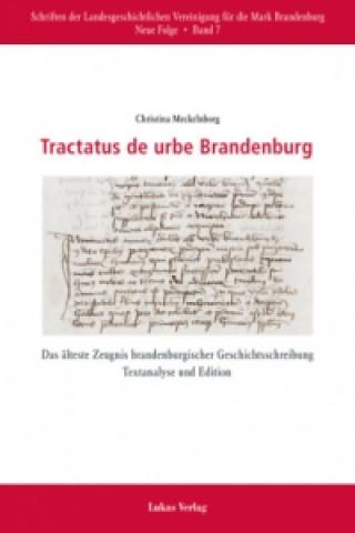 Tractatus de urbe Brandenburg