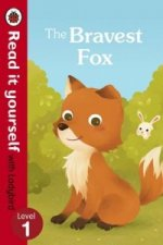 Bravest Fox - Read it yourself with Ladybird: Level 1