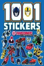 Transformers Robots in Disguise 1001 Stickers