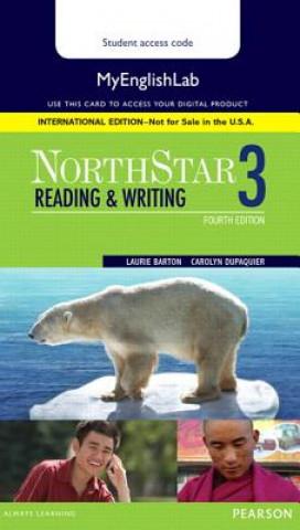 NorthStar Reading and Writing 3 MyLab English, International Edition