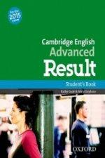 Cambridge English: Advanced Result: Student's Book