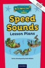 Read Write Inc.: Phonics: Speed Sounds Lesson Plans Handbook