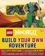 LEGO (R) NINJAGO (R) Build Your Own Adventure