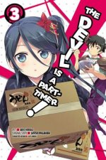 Devil Is a Part-Timer!, Vol. 3 (manga)