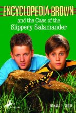 Case of the Slippery Salamander