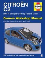 Citroen C2 Petrol and Diesel Owner's Workshop Manual