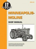 Minneapolis Moline Shop Manual MM-201