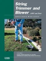 String Trimmer and Blower Manual