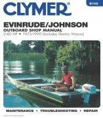 Evinrude/Johnson Outboard Shop Manual, 2-40 HP, 1973-1990 (Includes Electric Motors)