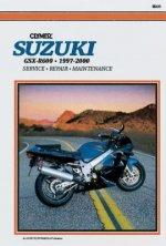 Suzuki GSXR 600 '97-'00