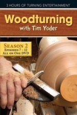 Woodturning with Tim, Episodes 7-12