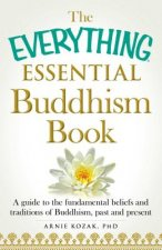 Everything Essential Buddhism Book