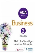 AQA Business for A Level 2 (Surridge & Gillespie)
