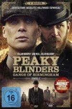 Peaky Blinders - Gangs of Birmingham. Staffel.2, 3 DVDs