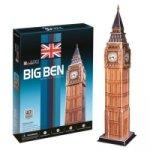Puzzle 3D Big Ben - 47 dílků