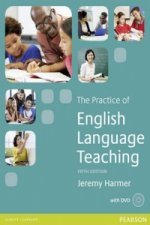 Practice of English Language Teaching 5th Edition Book with DVD Pack