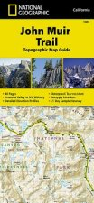 John Muir Trail (Topographic Map Guide)