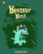 Monster Graphic Novels: Monster Mess