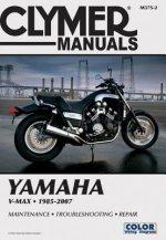Clymer Manuals Yamaha V-Max 1985-2007