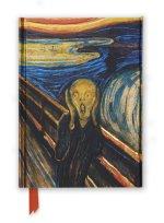 Edvard Munch: The Scream (Foiled Journal)