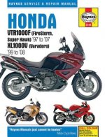 Honda VTR1000F (Firestorm, Superhawk) & XL1000V (Varadero) Service and Repair Manual