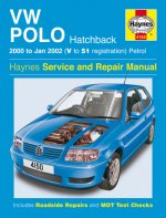 VW Polo Hatchback Petrol Service And Repair Manual