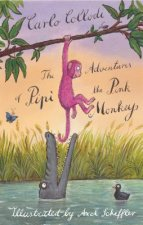 Adventures of Pipi the Pink Monkey