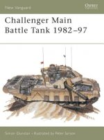 Challenger Main Battle Tank, 1984-96