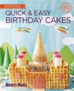 Quick & Easy Birthday Cakes