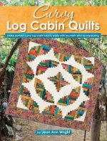 Curvy Log Cabin Quilts